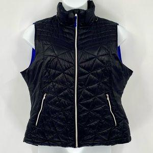TEK GEAR Zip Up Vest B01
